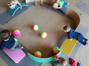 Wobbelturnen KIDS - Fussball 2